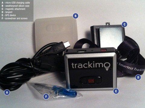 Trackimo GPS Tracker