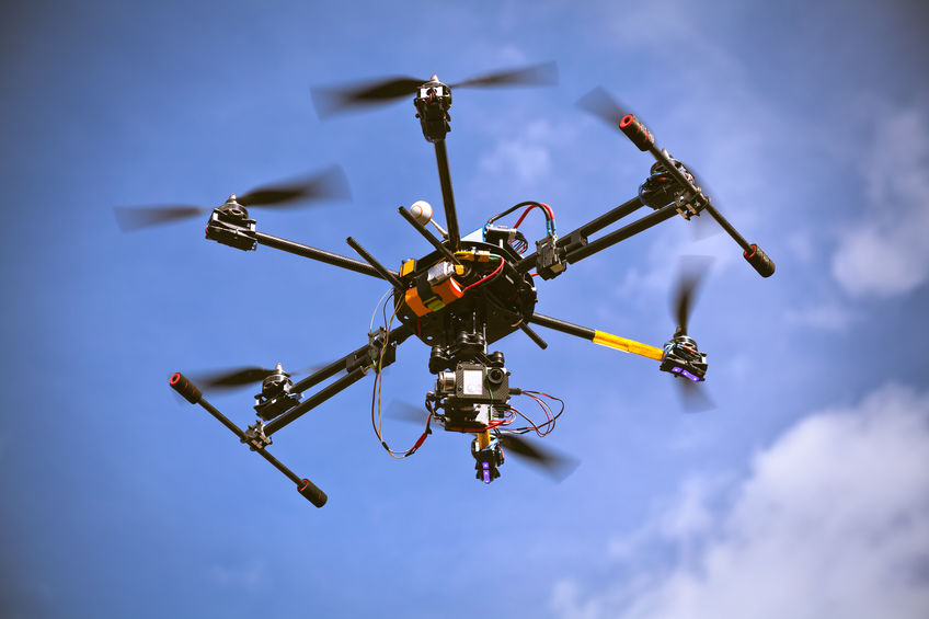 DJI Phantom Pro 2 and other High-End Drones