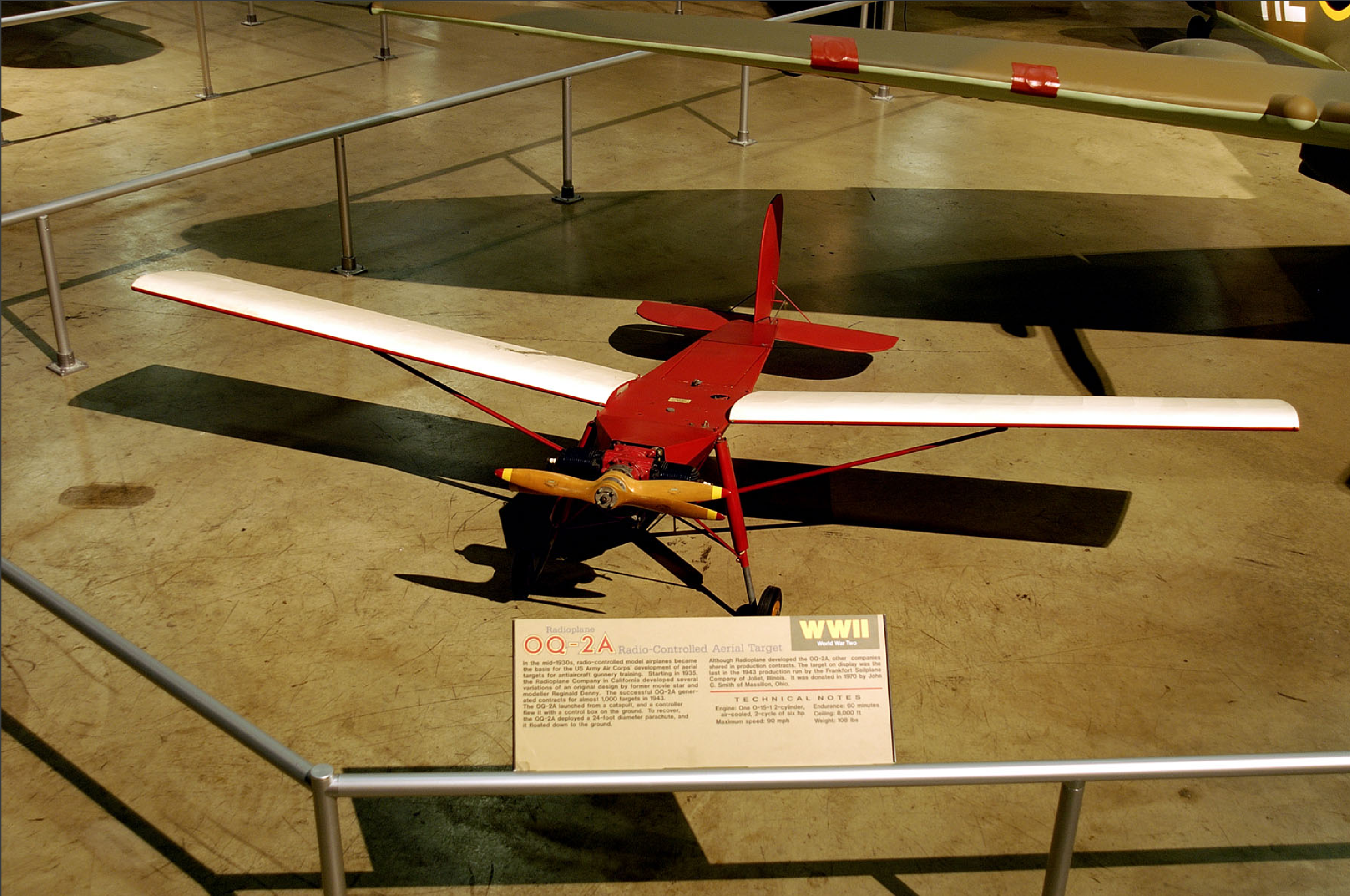 Radioplane OQ-2A