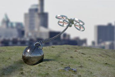 Tethered Drones