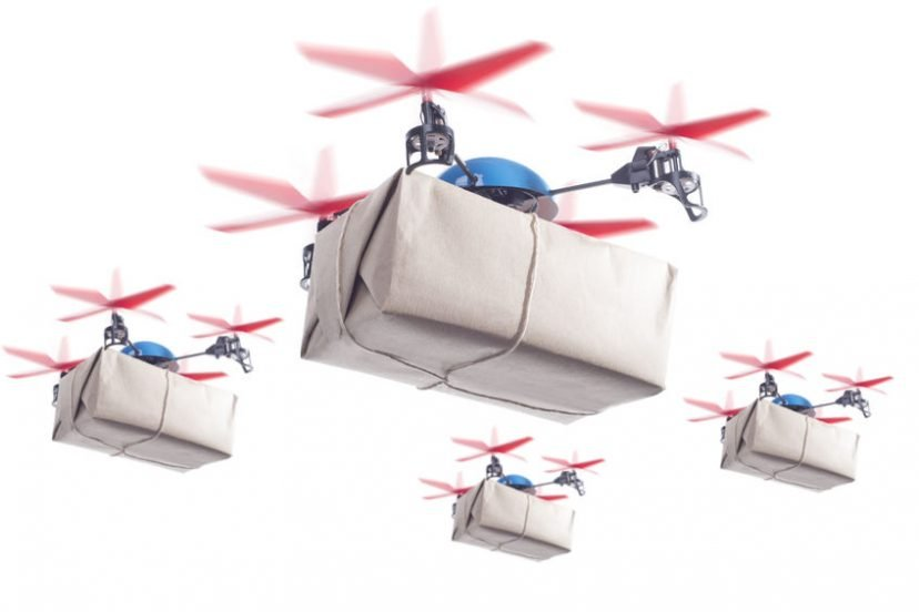 Drone Delivery Companies