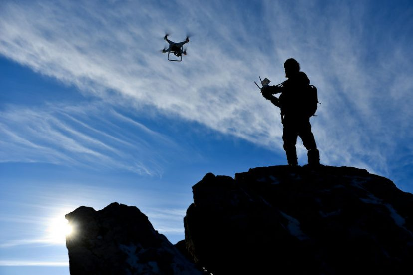 Drone Pilot Job