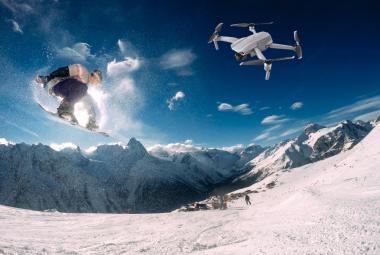 Drone That Follows You