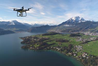 Long-Range Drones