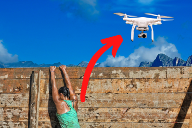 Obstacle Avoidance Drone