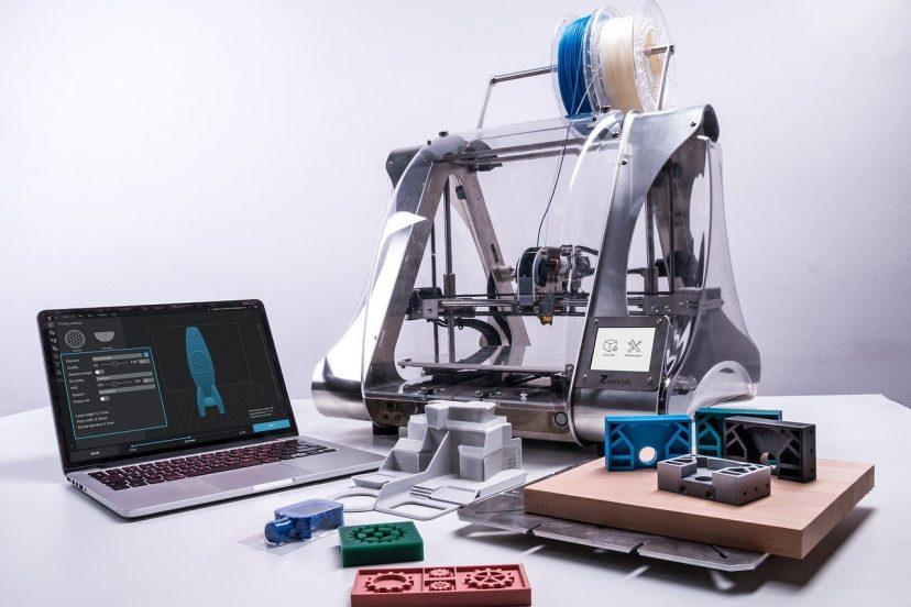 3D Printed Drones