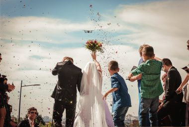 Drone For Wedding Photography