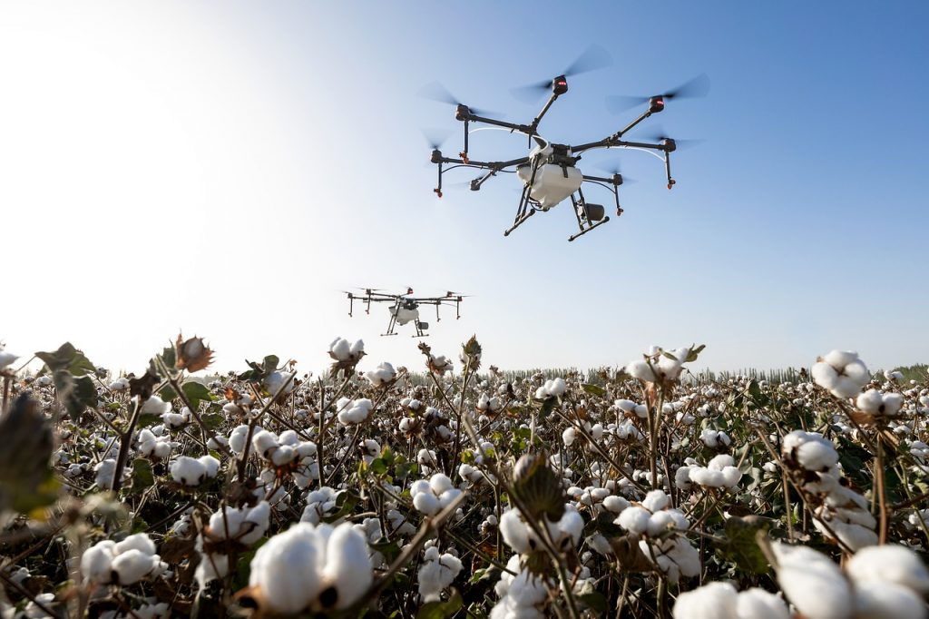 How We Can Use Drones To Help The Environment - Agriculture