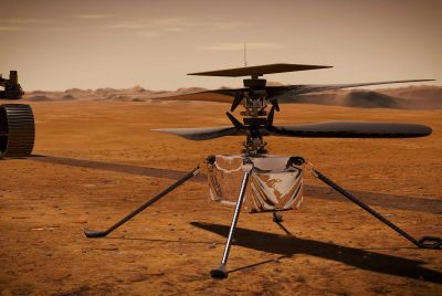 NASA Drone - How NASA is using drones for space travel and exploration