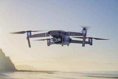 New DJI Drone
